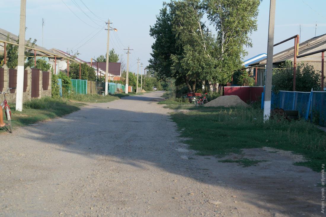 fence, pole, road, street